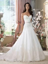 wedding gowns 2014 wedding gowns by david tutera for mon cheri fall 2014 fashionsy
