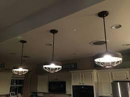 chicken feeder pendant light repurposed industrial light fixture