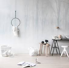 wandbild schlafzimmer die besten 25 wald tapete ideen auf wald schlafzimmer