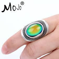 aliexpress mood rings images Mojo high quality vintage color change mood ring oval emotion jpg