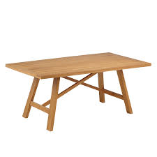 6 seater patio furniture set buy john lewis stockholm 6 seater dining table u0026 bench set fsc