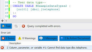 sql server story of temporary objects sql authority with pinal