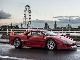 f40 auction bespoke f40 heading to auction gtspirit