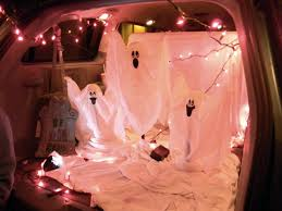 Clever Home Decor Ideas by Clever Trunk Or Treat Ideas Tip Junkie Creepy Car Halloween