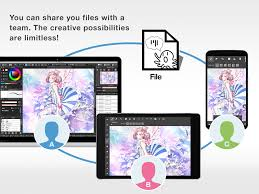 What S The Device That Can Tell Paint Color Medibang Paint Make Art Android Apps On Google Play