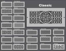 decorative wall vent decorative vent covers wall best set home