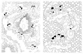 amazon com posh coloring book peanuts for inspiration