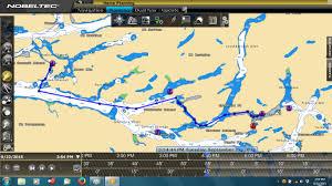 Desolation Sound Map Desolation Sound Salish Sea Journal