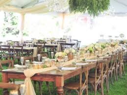 Round Tables For Rent by Party Rental And Tables Round Rectangle Goodwin Events