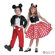 Minnie Mouse Halloween Costume Toddler Mickey U0026 Minnie Mouse Couples Costumes