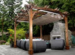 Outdoor Pergola Kits by Sample Fabric Olt