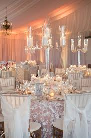 Wedding Candle Holders Centerpieces by 147 Best Candelabra Centerpieces Images On Pinterest Wedding