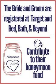 honeymoon bridal registry best 25 honeymoon fund ideas on honeymoon fund
