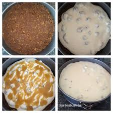 mars bar cheesecake kateskabin