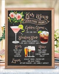 what cocktail should i drink quiz 20 signature cocktails to warm up your winter wedding signature