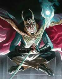 loki comics wikipedia