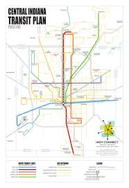 Dc Metro Blue Line Map by Transportation For America Indianapolis Indiana Can Do Profile