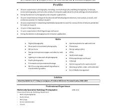 photographer resume template veterinary assistant resume samples