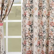 Swayam White N Pink Floral Buy Pink Blush Printed Curtains U0026 Premium Eyelet Curtains Online