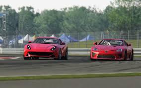 lexus lfa vs nsx assetto corsa racing ferrari f12 berlinetta x lexus lfa track