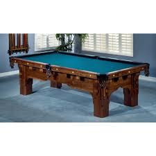 Antique Brunswick Pool Tables by Saint Bernard Mission Pool Table