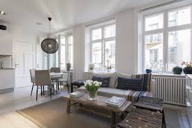 Small Flat Scandinavian Design Small Yet Stylish Flat In The Heart Of