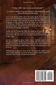 widdershins whyborne griffin volume 1 l hawk