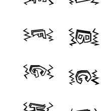 coloriage lettres alphabet batman coloriages coloriage à