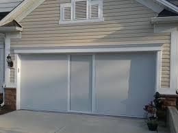 Springfield Overhead Door Garage Door Screens Overhead Door Company Of Springfield
