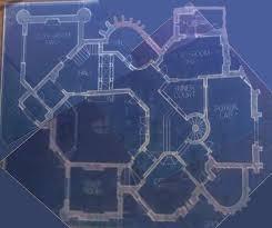 disney castle floor plan erinsawesomeblog