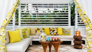 Cabana Curtains 25 Exotic Pool Cabana Ideas Design U0026 Decor Pictures Designing Idea