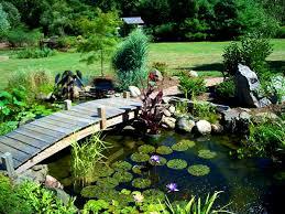bedroom excellent backyard pond bridge flickr photo sharing yard