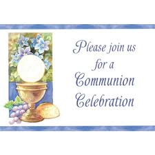 holy communion invitations communion invitations the catholic company