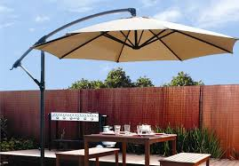 Overhang Patio Umbrella Fancy And Beautiful Patio Umbrellas Bellissimainteriors
