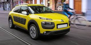 short term car lease europe citroen citroen c4 cactus review carwow