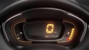 kwid renault 2015 renault kwid instrument cluster carblogindia