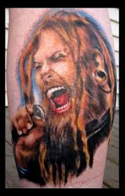 Chris Barnes Picture 6 Of 16 From Tattoos