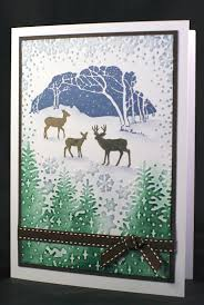 lynne s crafty spellbinders winter wonders m