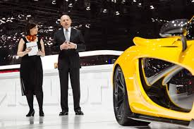 mclaren ceo ron dennis ousted as mclaren ceo
