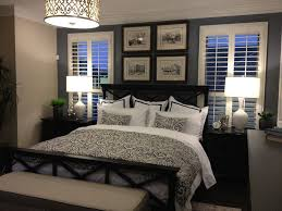 how to decorate a room with black furniture interior decor
