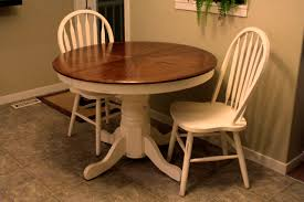 best way to refinish kitchen table all about house design