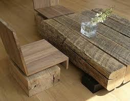 andré joyau s salvaged wood furniture celebrates reclaimed
