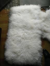 Lamb Skin Rugs Mongolian Lamb Rug Promotion Shop For Promotional Mongolian Lamb