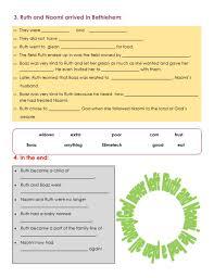 7th day remnant kids ruth u0026 boaz worksheet please print before