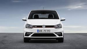 gti volkswagen 2015 2015 volkswagen polo gti debuts in paris with a new engine