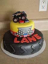 blaze the monster truck 3rd birthday cake ideas 100040 mon