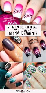 72 best nail shapes ideas images on pinterest long nail designs