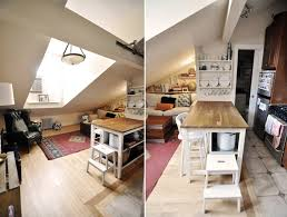 awesome attics inside the