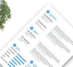 Free Indesign Resume Template Top 26 Free Indesign Resume Templates Of 2017 Mashtrelo