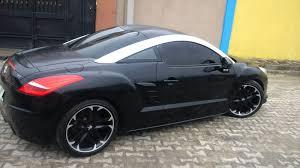peugeot nigeria clean registered 2013 peugeot rcz 4 5m autos nigeria